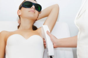 Laser hair removal for skin and hair