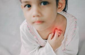 Children who have eczema